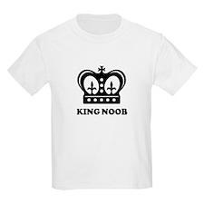 King Noob Kids T-Shirt