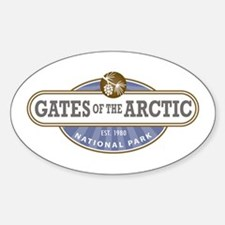 Gates of the Arctic National Park Decal