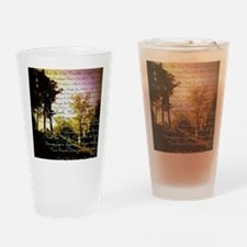 Two Roads Drinking Glass