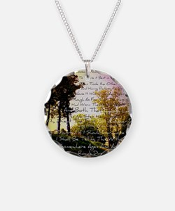 Two Roads Necklace