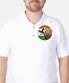 India's Mars Orbiter (MOM) T-Shirt