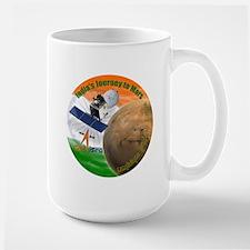India's Mars Orbiter (MOM) Mug