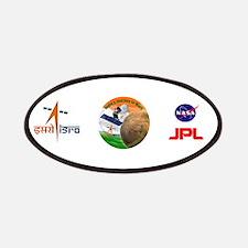 India's Mars Orbiter (MOM) Patches