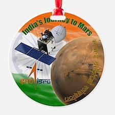 India's Mars Orbiter (MOM) Ornament