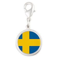 Swedish Flag Charms