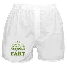Id Fart Boxer Shorts