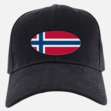 Norwegian Flag Baseball Hat