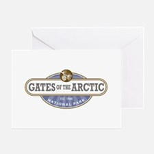 Gates of the Arctic National Park Greeting Cards