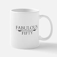 Fabulous Fifty Mug