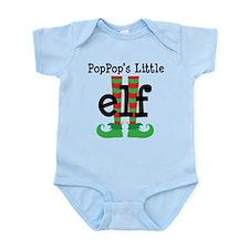 Poppop's Little Elf Infant Bodysuit