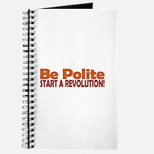 Be Polite Journal