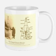 #1 First Liquid Rocket Mugs
