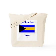 Bahamian roots Tote Bag