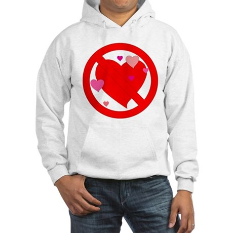 Anti Love Hooded Sweatshirt