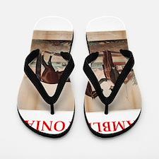 HAMBLETONIAN Flip Flops