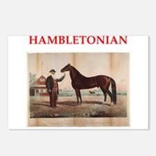 HAMBLETONIAN Postcards (Package of 8)