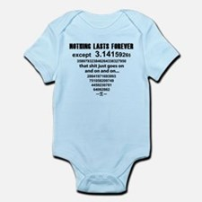 Pi. nothing lasts forever Body Suit