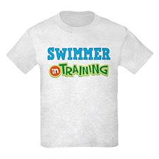 Swimmer in Training T-Shirt