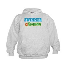 Swimmer in Training Hoodie