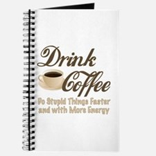 Drink Coffee Journal