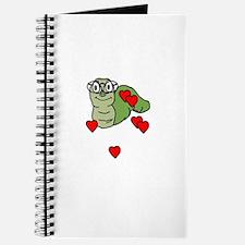 bookworm love Journal