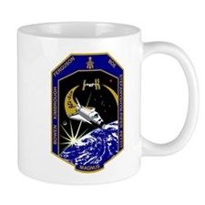 NASA STS-126 Mission Patch. Mugs