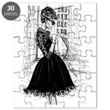 fashion sketch Puzzle