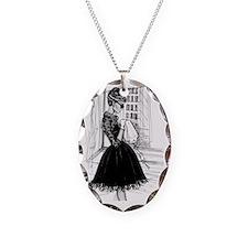 fashion sketch Necklace