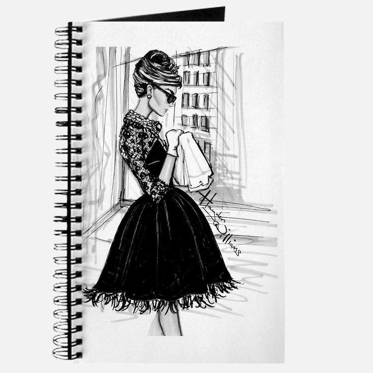 fashion sketch Journal