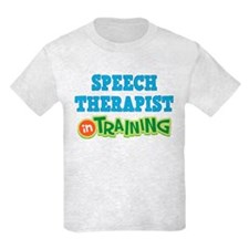 Speech Therapist in Training T-Shirt