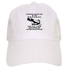 The Zombie Apocalypse Baseball Cap