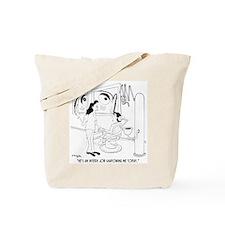 Job Shadow Tote Bag