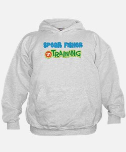 Spear Fisher in Training Hoodie