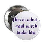 Real Witch Button