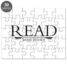Read More Books Puzzle