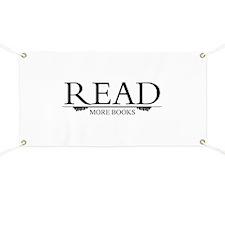 Read More Books Banner