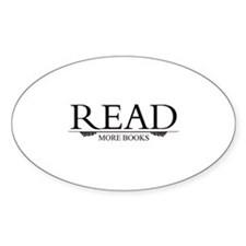 Read More Books Decal