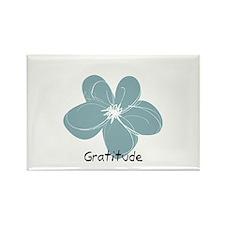Gratitude floral Magnets