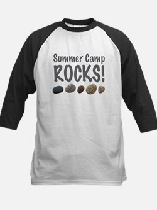 Summer Camp Rocks! Tee