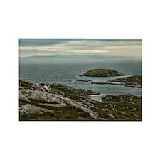 Isle of Harris, Scotland Rectangle Magnet