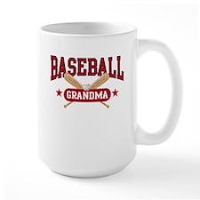 Baseball Grandma Mug