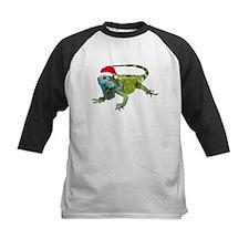 Iguana Christmas Baseball Jersey