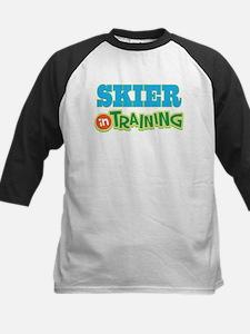 Skier in Training Tee