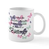 Butterfly Standard Mugs (11 Oz)