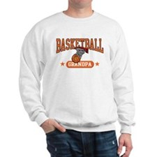 Basketball Grandpa Sweater