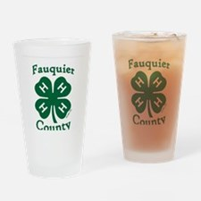 Fauquier 4-H  Drinking Glass
