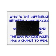POKER2 Picture Frame