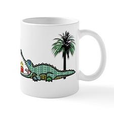 Xmas Gator Gift Mugs
