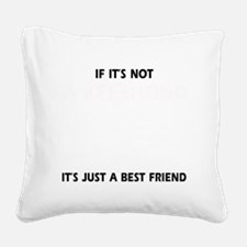 KEESHONDpngkeeshondpng Square Canvas Pillow