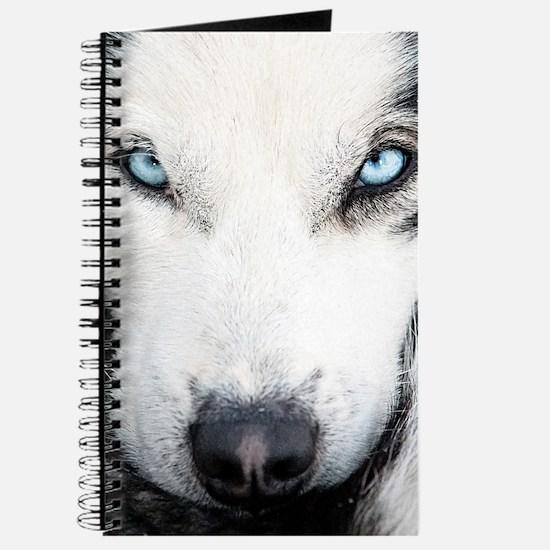 Blue Eyed Husky Journal